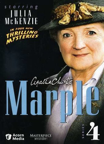 Agatha Christie's Marple - Series 4 (4-DVD)