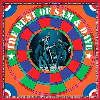 The Best Of Sam & Dave (180GV)