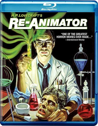 Re-Animator (Blu-ray)