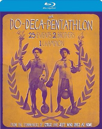 The Do-Deca Pentathlon (Blu-ray)