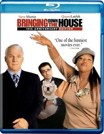 Bringing Down the House (Blu-ray)