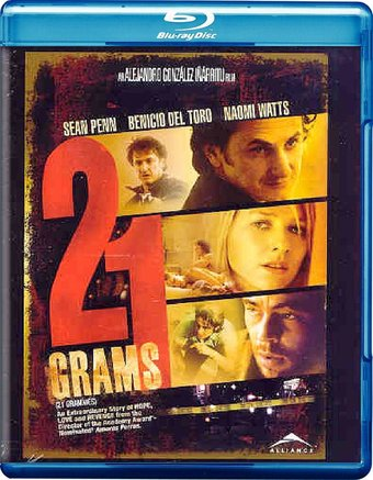 21 Grams (Blu-ray)