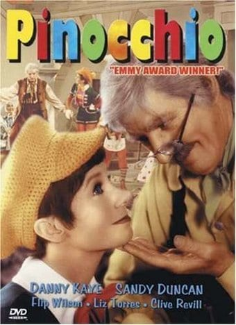 Pinocchio (Full Screen)