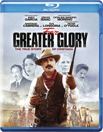 For Greater Glory (Blu-ray)