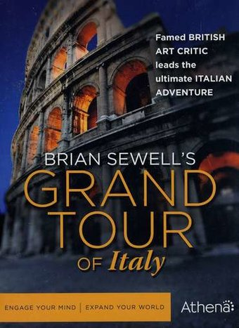 Brian Sewell's Grand Tour of Italy (4-DVD)