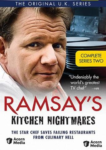 Ramsay's Kitchen Nightmares - Complete Series 2