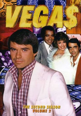 Vega$ - Season 2 - Volume 2 (3-DVD)