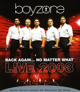 Back Again No Matter What - Live 2008 (Blu-ray)