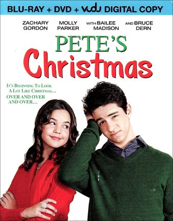 Pete's Christmas (Blu-ray + DVD)