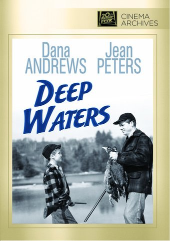 Deep Waters (Full Screen)