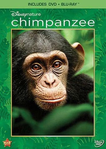 Chimpanzee (DVD + Blu-ray)