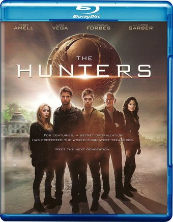 The Hunters (Blu-ray + DVD)
