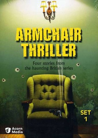 Armchair Thriller - Set 1 (4-DVD)