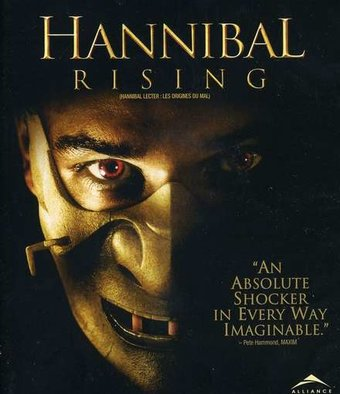 Hannibal Rising [Import] (Blu-ray)