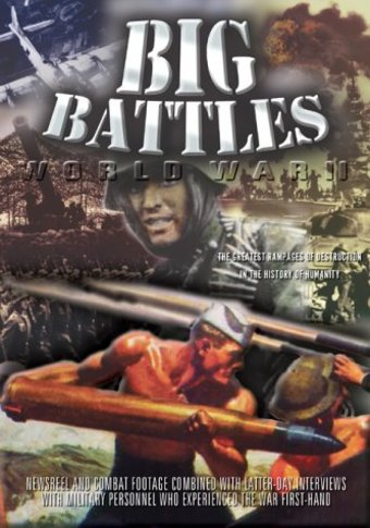 WWII - Big Battles of World War II, Volume 1