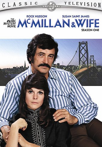 McMillan & Wife - Season 1 (2-DVD)
