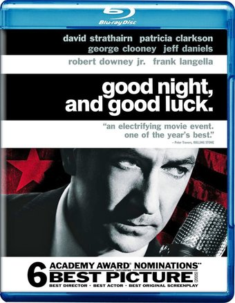 Good Night, and Good Luck (Blu-ray)