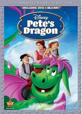 Pete's Dragon (35th Anniversary Edition) (DVD +