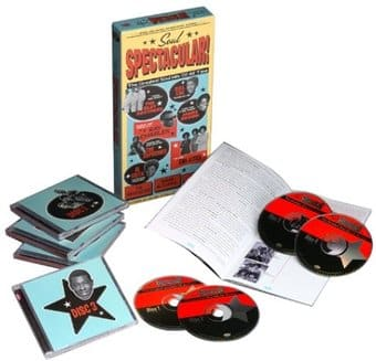 Soul Spectacular The Greatest Soul Hits Of All Time 4 Cd
