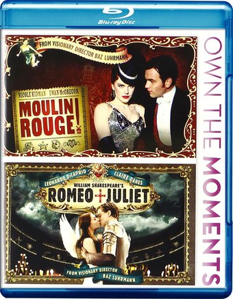 Moulin Rouge / Romeo + Juliet (Blu-ray)