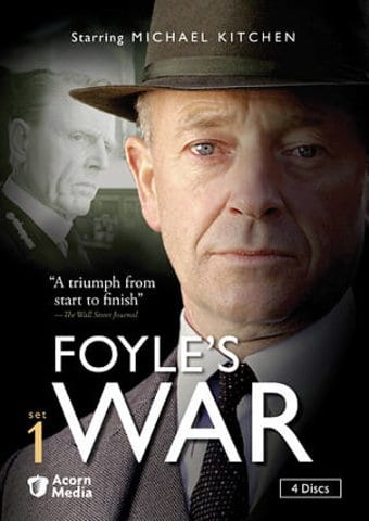 Foyle's War - Set 1 (4-DVD)