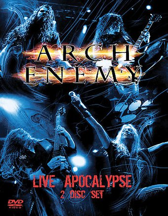 Arch Enemy - Live Apocalypse (2-DVD)