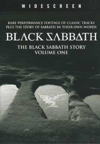 The Black Sabbath Story, Volume 1