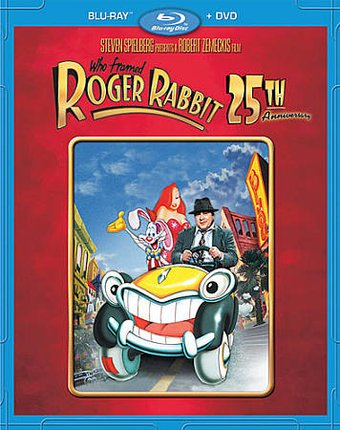 Who Framed Roger Rabbit (Blu-ray + DVD)
