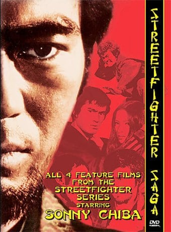 The Street Fighter Saga (Widescreen)