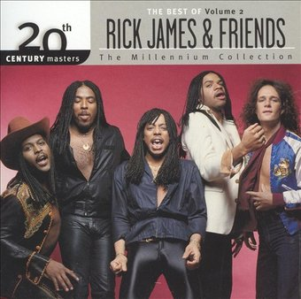 The Best of Rick James, Volume 2 - 20th Century