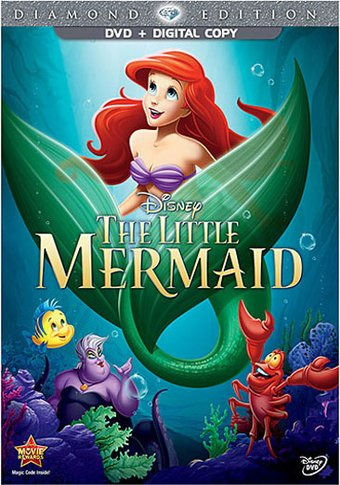 The Little Mermaid (Diamond Edition, Includes