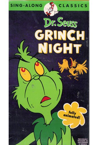 Dr. Seuss - Grinch Night