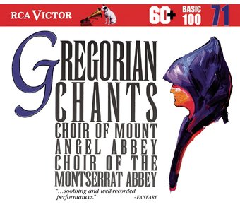 RCA Victor Basic 100, Volume 71- Gregorian Chant