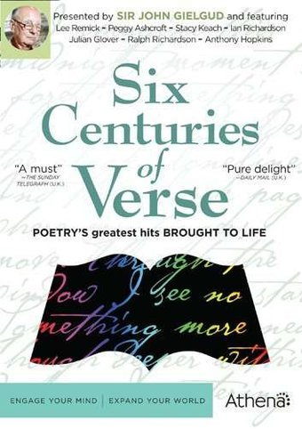 Six Centuries of Verse: Poetry's Greatest Hits