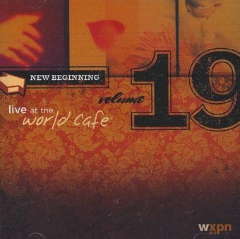 Live At The World Cafe, Volume 19