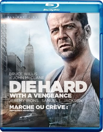 Die Hard With a Vengeance (Blu-ray + DVD)