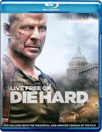 Live Free or Die Hard (Blu-ray + DVD)