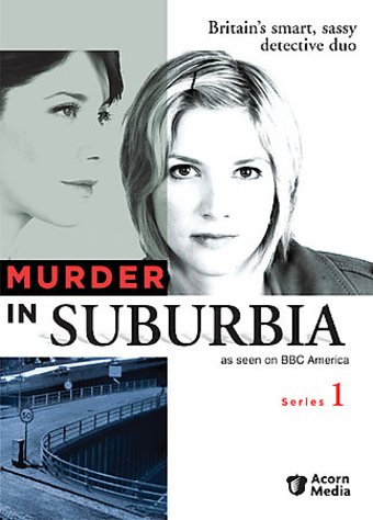 Murder in Suburbia - Series 1 (2-DVD)