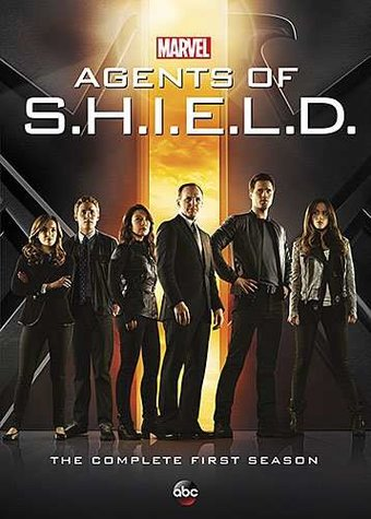 Agents of S.H.I.E.L.D. - Complete 1st Season