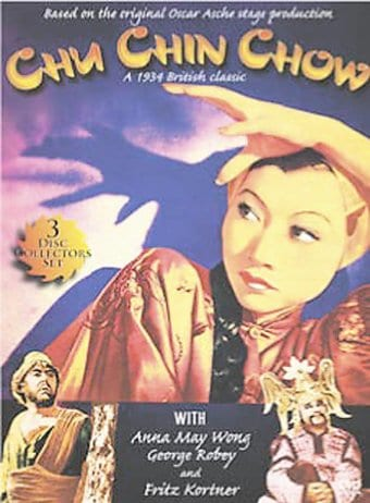 Chu Chin Chow (3-DVD, Special Collector's Edition)
