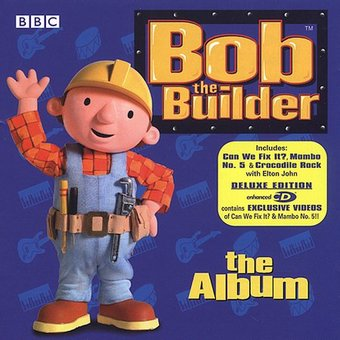 Bob the Builder: The Album [Bonus Tracks]