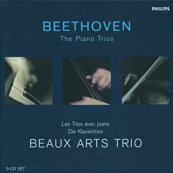 Beethoven: The Piano Trios (5-CD)