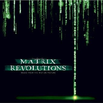 Matrix Revolutions [Original Motion Picture