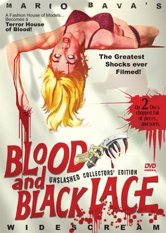 Blood and Black Lace (2-DVD)