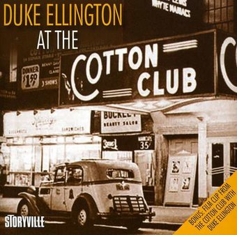 At The Cotton Club (Live) (2-CD)