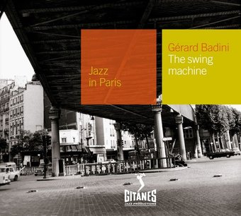 Jazz in Paris: The Swing Machine