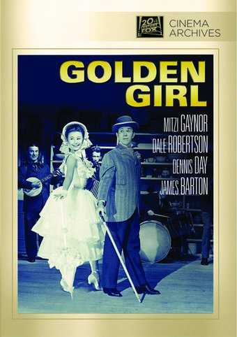 Golden Girl (Full Screen)