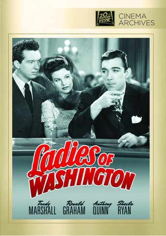 Ladies of Washington (Full Screen)