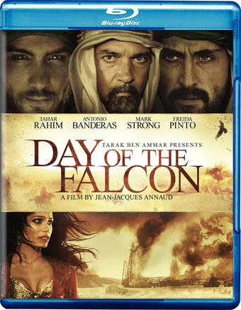 Day of the Falcon (Blu-ray)