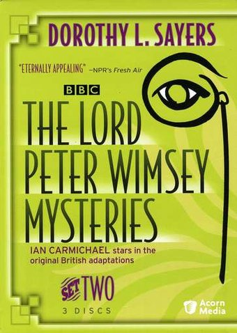 Lord Peter Wimsey Mysteries - Set 2 (3-DVD)